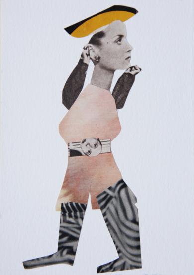 MRS. WAXMAN|CollagedeSINO| Compra arte en Flecha.es