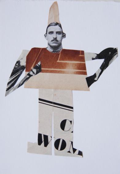 A LA CARRERA!|CollagedeSINO| Compra arte en Flecha.es