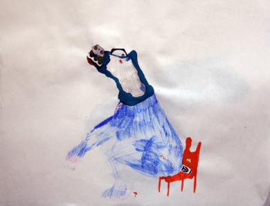 HIPO SENTADITO|CollagedeSINO| Compra arte en Flecha.es
