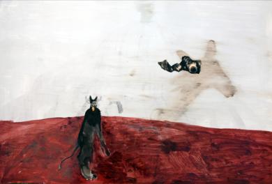 EL TORERO DE MINOS|CollagedeSINO| Compra arte en Flecha.es