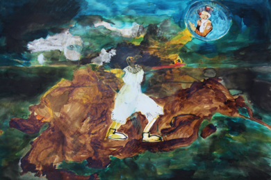 LA ISLA|CollagedeSINO| Compra arte en Flecha.es