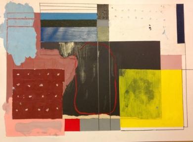 Paisaje 1|CollagedePedro galvez| Compra arte en Flecha.es