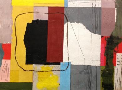 Paisaje 2|CollagedePedro galvez| Compra arte en Flecha.es