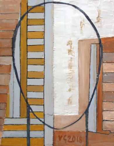 COMPOSICIÓN CONSTRUCTIVISTA|CollagedeVicente Gonzalo| Compra arte en Flecha.es