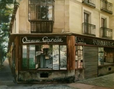 Orencio mantequerias|PinturadeCarmen Nieto| Compra arte en Flecha.es