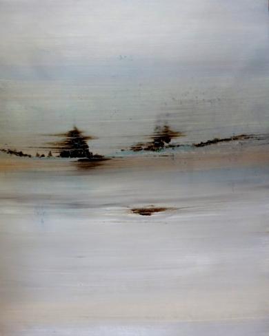 Cuando sopla el viento|PinturadeEsther Porta| Compra arte en Flecha.es