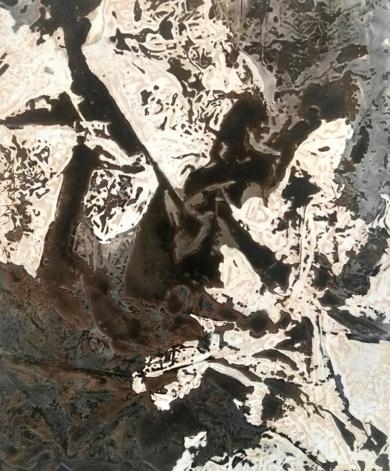 Empremta III|Escultura de pareddeClara Rossy| Compra arte en Flecha.es