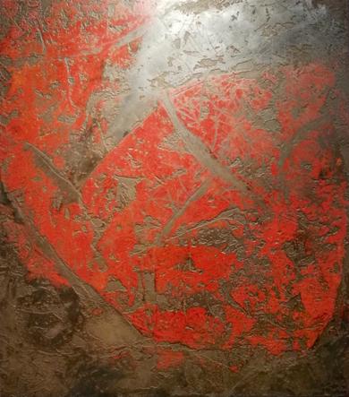 Empremta I|EsculturadeClara Rossy| Compra arte en Flecha.es