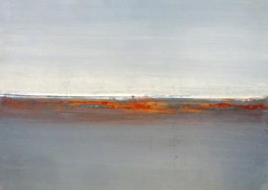 Horizonte blanco|PinturadeEsther Porta| Compra arte en Flecha.es