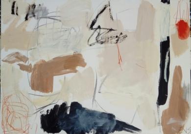 Galope|PinturadeEduardo Vega de Seoane| Compra arte en Flecha.es
