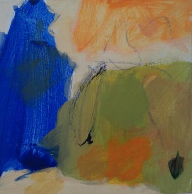 a azul|PinturadeEduardo Vega de Seoane| Compra arte en Flecha.es