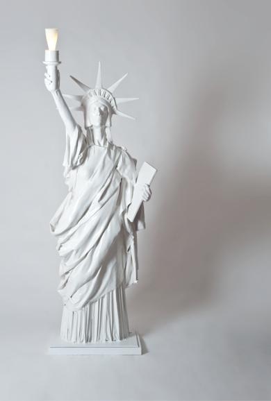 Me vesti de libertad|EsculturadePatricia Glauser| Compra arte en Flecha.es