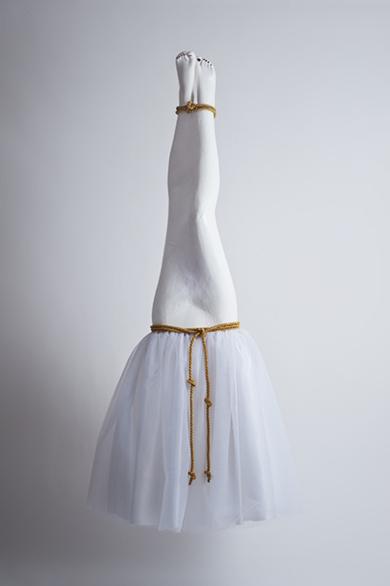 Gravedad|EsculturadePatricia Glauser| Compra arte en Flecha.es