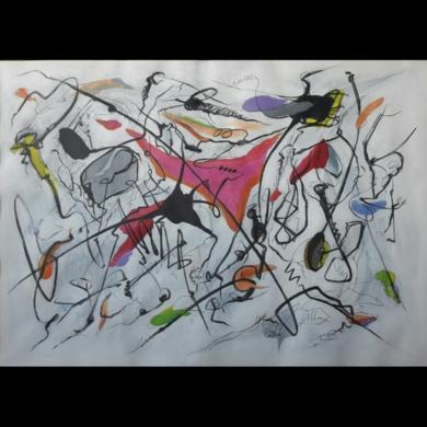 Hygge|PinturadeValeriano Cortázar| Compra arte en Flecha.es