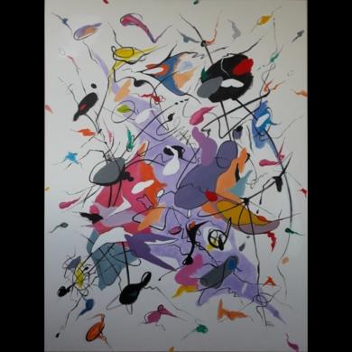 Ain t No Cure for Love|PinturadeValeriano Cortázar| Compra arte en Flecha.es