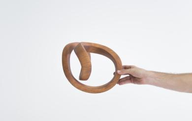 GRAN VACÍO|EsculturadeJose Cháfer| Compra arte en Flecha.es