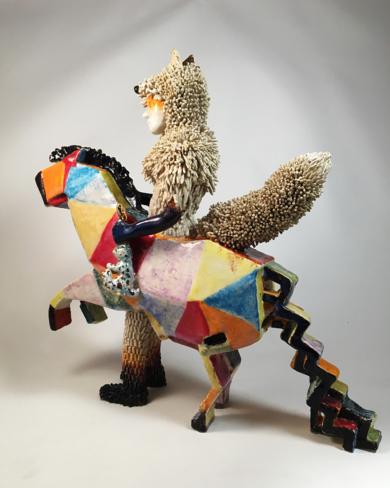 El Príncipe-Prince|EsculturadeRafael Chacón| Compra arte en Flecha.es