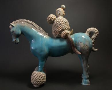 Doma 3-Tame 3|EsculturadeRafael Chacón| Compra arte en Flecha.es