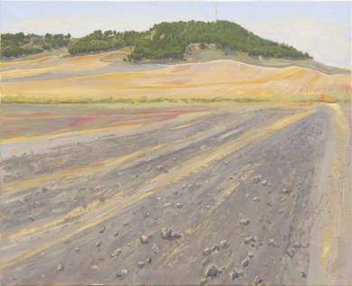 Cerros de Castilla|PinturadeIgnacio Mateos| Compra arte en Flecha.es