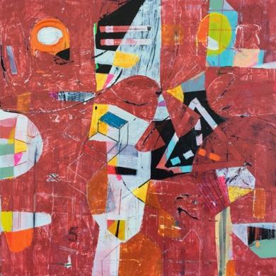 De entrañas nº 2|CollagedeÁngel Celada| Compra arte en Flecha.es
