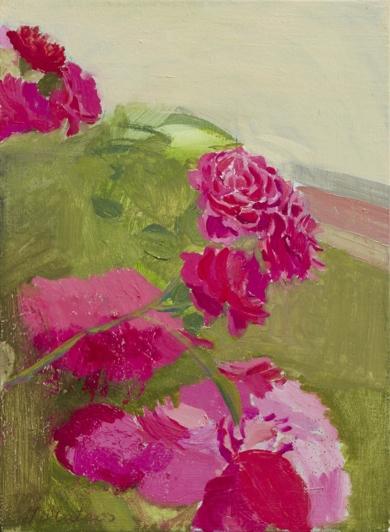 Rosas 9|PinturadeIgnacio Mateos| Compra arte en Flecha.es