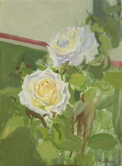 Rosas 12|PinturadeIgnacio Mateos| Compra arte en Flecha.es