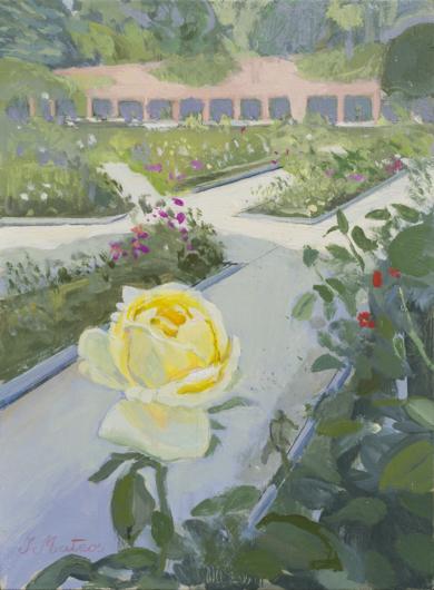 Rosas 19|PinturadeIgnacio Mateos| Compra arte en Flecha.es