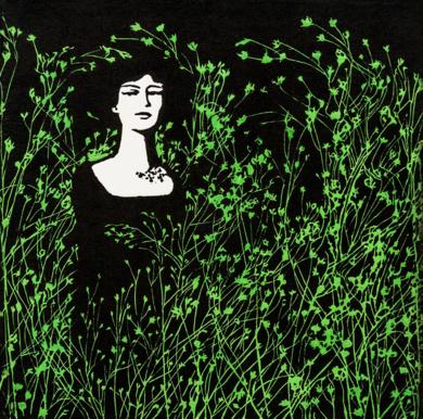 Lilith|CollagedeAlicia Calbet| Compra arte en Flecha.es
