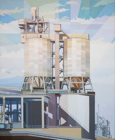 El Alto|PinturadeLuis Monroy Esteban| Compra arte en Flecha.es