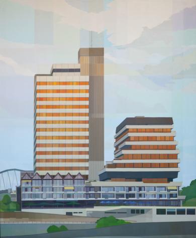 Köln|PinturadeLuis Monroy Esteban| Compra arte en Flecha.es