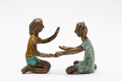 Doc-tor Ja-no  ciru-jano|EsculturadeAna Valenciano| Compra arte en Flecha.es