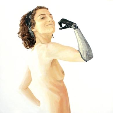 Limb of Theseus III. Mele|PinturadePablo Mercado| Compra arte en Flecha.es