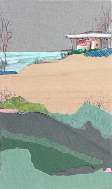 Primavera II|CollagedeEduardo Query| Compra arte en Flecha.es