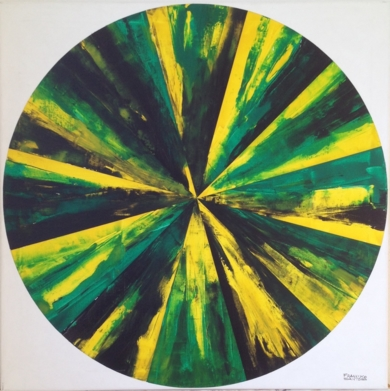 """Abstract Circle"" #2