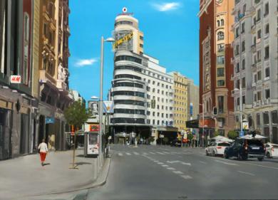CALLAO|PinturadeSaid Rajabi| Compra arte en Flecha.es