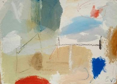 Refugio|PinturadeEduardo Vega de Seoane| Compra arte en Flecha.es