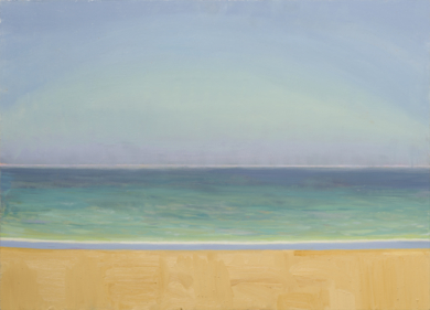Playa América|PinturadeIgnacio Mateos| Compra arte en Flecha.es