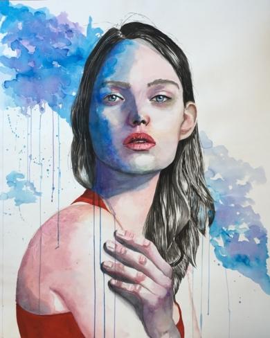 RESILIENCIA|PinturadeEVA GONZALEZ MORAN| Compra arte en Flecha.es