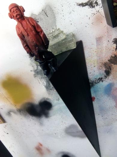 El planeta imaginário. EsculturadeReula  Compra arte en Flecha.es