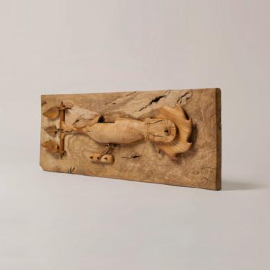 Abisal|EsculturadeJose Juan Botella| Compra arte en Flecha.es