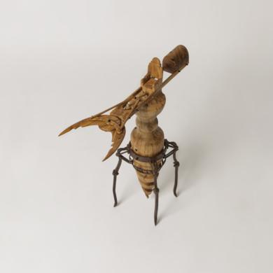 Grúa arácnida|EsculturadeJose Juan Botella| Compra arte en Flecha.es
