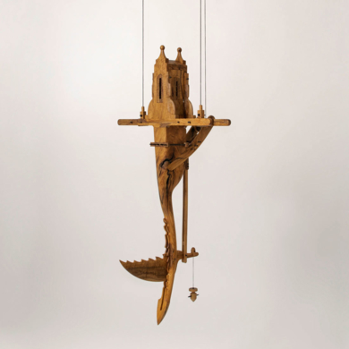 Artefacto móvil|EsculturadeJose Juan Botella| Compra arte en Flecha.es