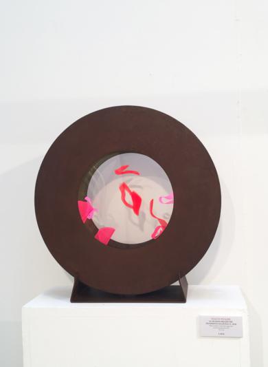 La Pausada Belleza del Movimiento Acuático VI|EsculturadeVioleta McGuire| Compra arte en Flecha.es