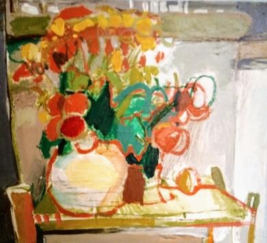 """Naranjas""|PinturadeCarlota Rios| Compra arte en Flecha.es"