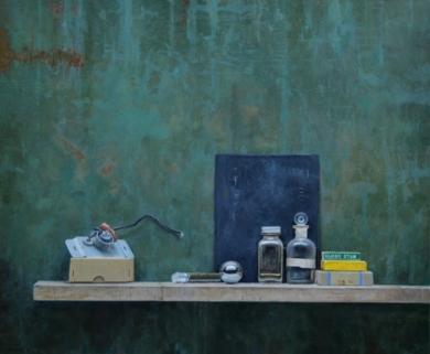 GLOBE STAR|PinturadeLUIS    GOMEZ    MACPHERSON| Compra arte en Flecha.es