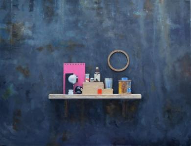 CHEMINOVA|PinturadeLUIS    GOMEZ    MACPHERSON| Compra arte en Flecha.es
