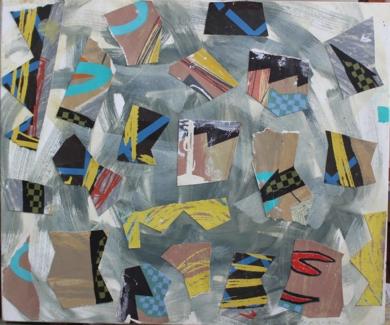 Sobre el juego, 2|CollagedeHernan Pazos| Compra arte en Flecha.es