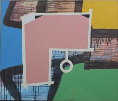 Cruz 2|PinturadeHernan Pazos| Compra arte en Flecha.es