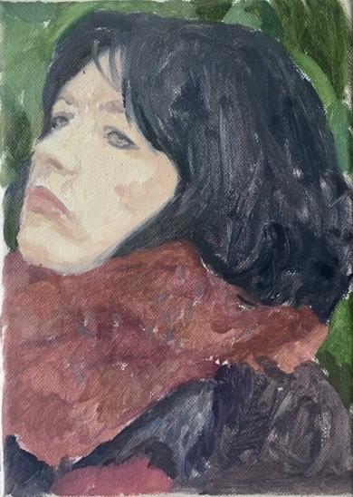 Melancolía|PinturadeEduardo Alvarado| Compra arte en Flecha.es