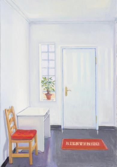 Interior blanco|PinturadeIgnacio Mateos| Compra arte en Flecha.es